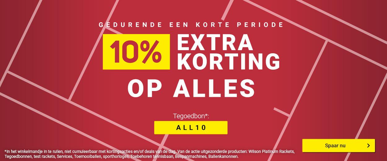 10% op Alles