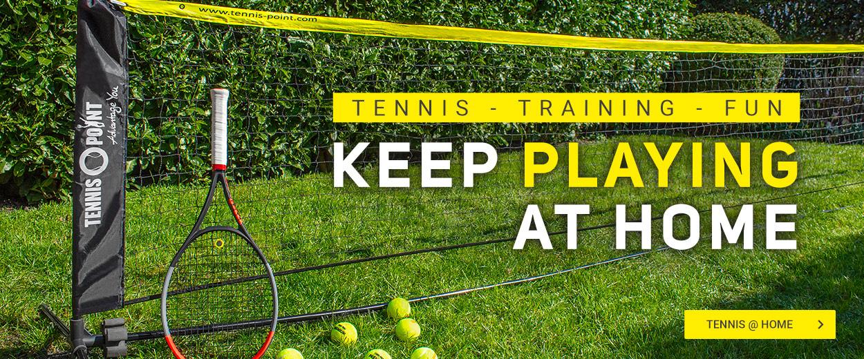 Tennis at Home