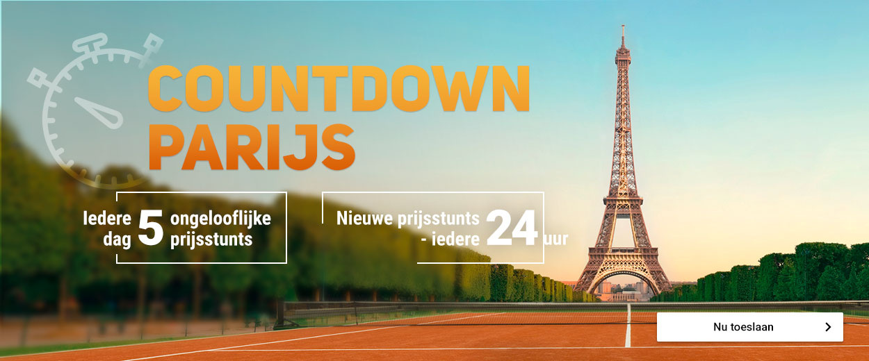 Countdown Paris