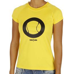 Funktions Ball Logo Crew Tee Women