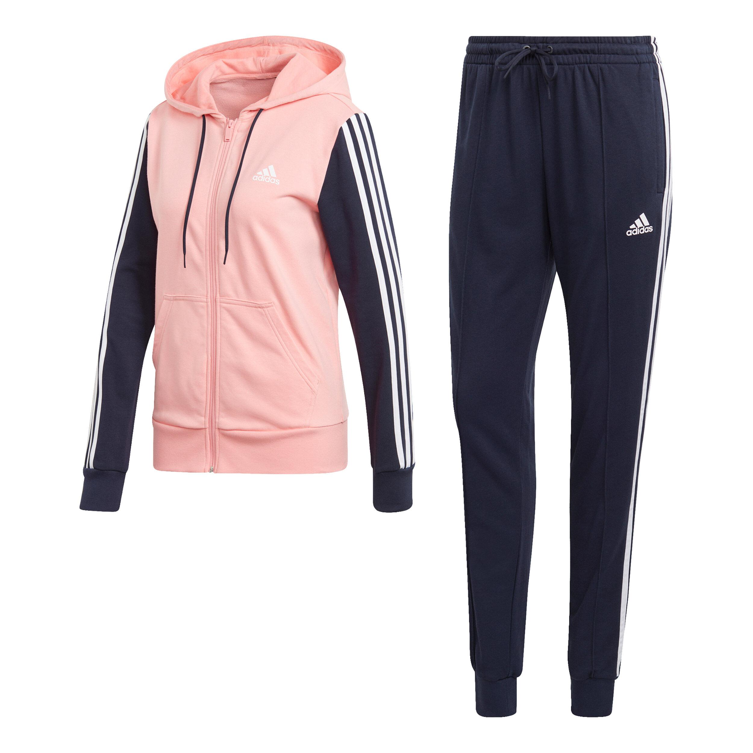adidas Energize Trainingspak Dames - Roze, Donkerblauw ...