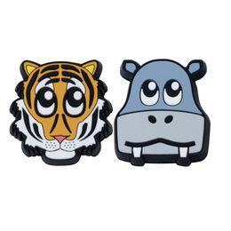 ZooDamp 2er Koala, Zebra