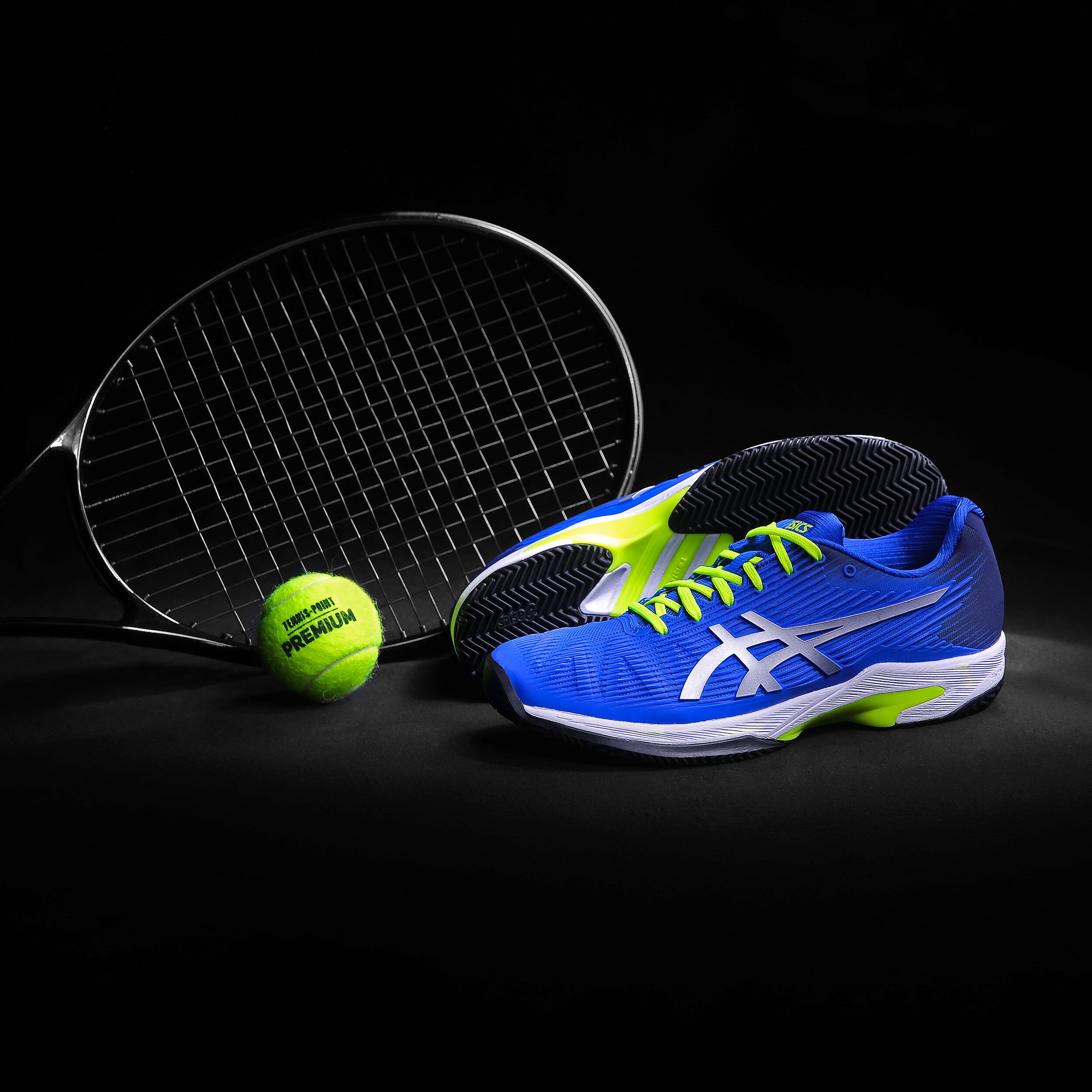 asics solution speed ff limited edition heren