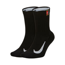 Court Multiplier Cushioned Socks 2Pairs Unisex