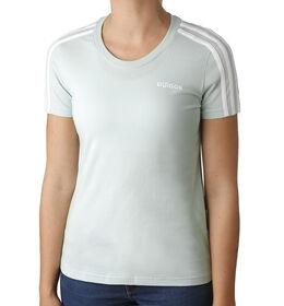 Essentials 3-Stripes Slim Tee Women