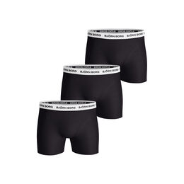 Noos Contrast Solids Shorts 3-Pack Men
