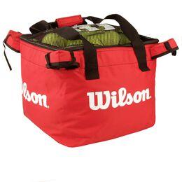 Tennis Teaching Cart Red Bag
