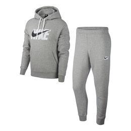 Sportswear Graphic Hooded Tracksuit Men