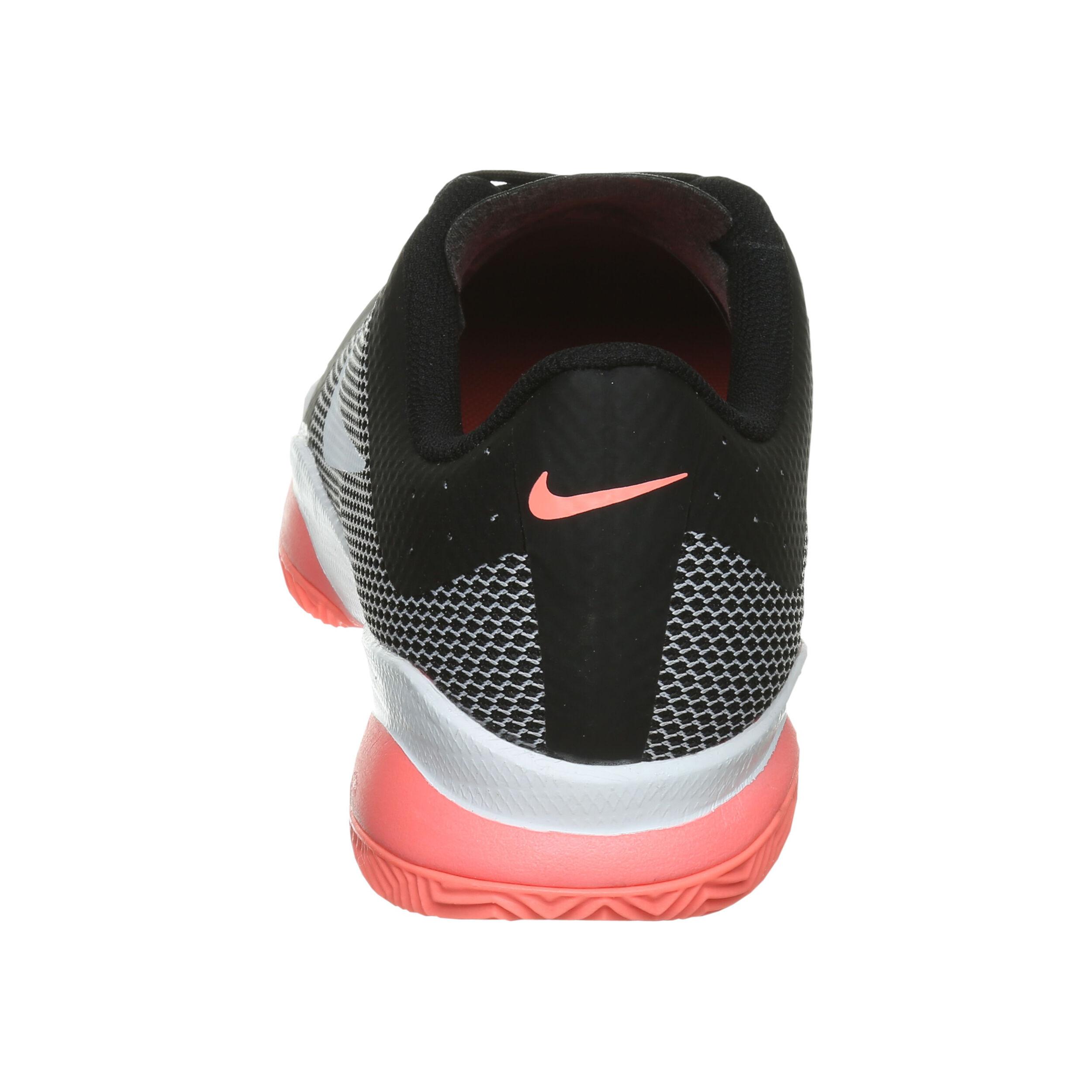 Nike Air Zoom Ultra Clay Gravelschoen Dames Zwart, Wit