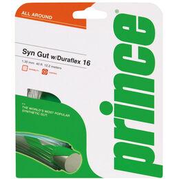 Synthetic Gut Duraflex 12,2m weiß