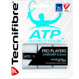 Pro Players ATP weiß 3er