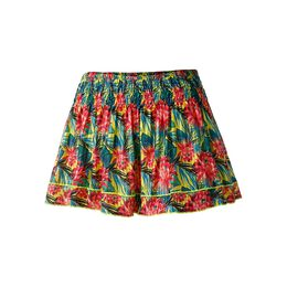 Wild Flower Smocked Skirt