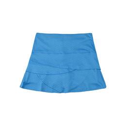 Wavy Scallop Skirt Women