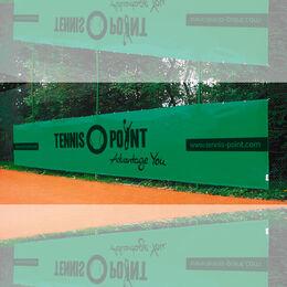 Tennisplatz Standardsichtblende