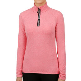 Christa Half-Zip Polo Women