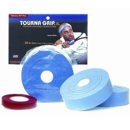 Tourna Grip XL blau 30er