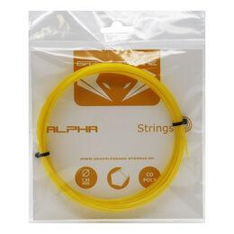 Alpha 12m gelb