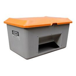 Ziegelmehl-Box m. Entnahmeöffnung 0,7 to