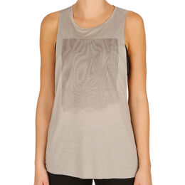 Muscle Tank - Moire Graphic Women