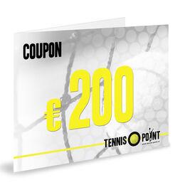 Coupon 200 Euro