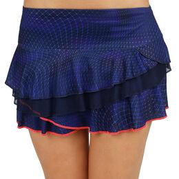 Prisma Rally Tier Skirt Women