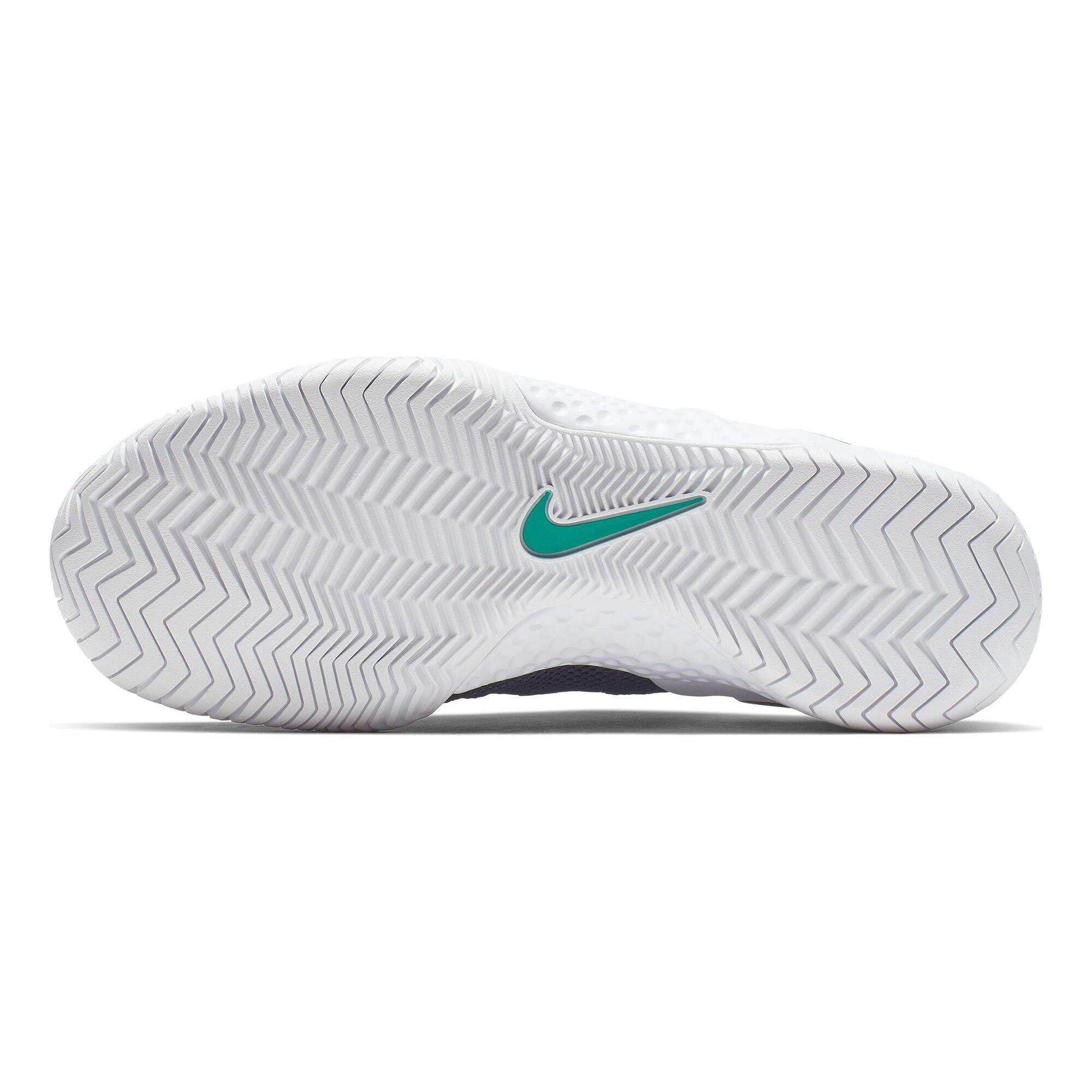 c24959ddc69 Nike Flare 2 HC Allcourt Schoen Dames - Wit, Zwart online kopen ...