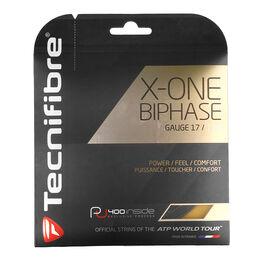 X-One Biphase 12,2m schwarz