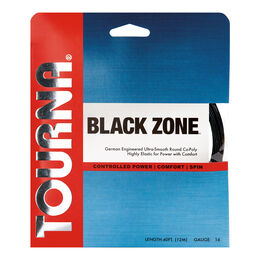 Tourna Big Hitter Black Zone schwarz 12m