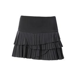 Hi-Pleated Scallop Skirt Women